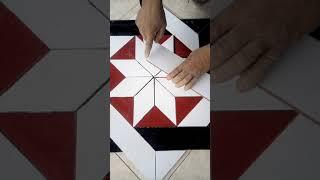 أبو صفوان دلهوم رشيد الجزائري فن الديكور السيراميك النجمة الثمانية وتحية لي بوسعيدي حسين وناس لخضرية