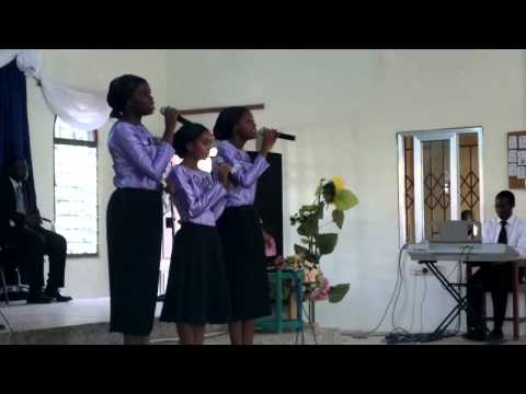 Therefore I Tell You-Deeper Life Campus Fellowship Choir UCC Ghana.