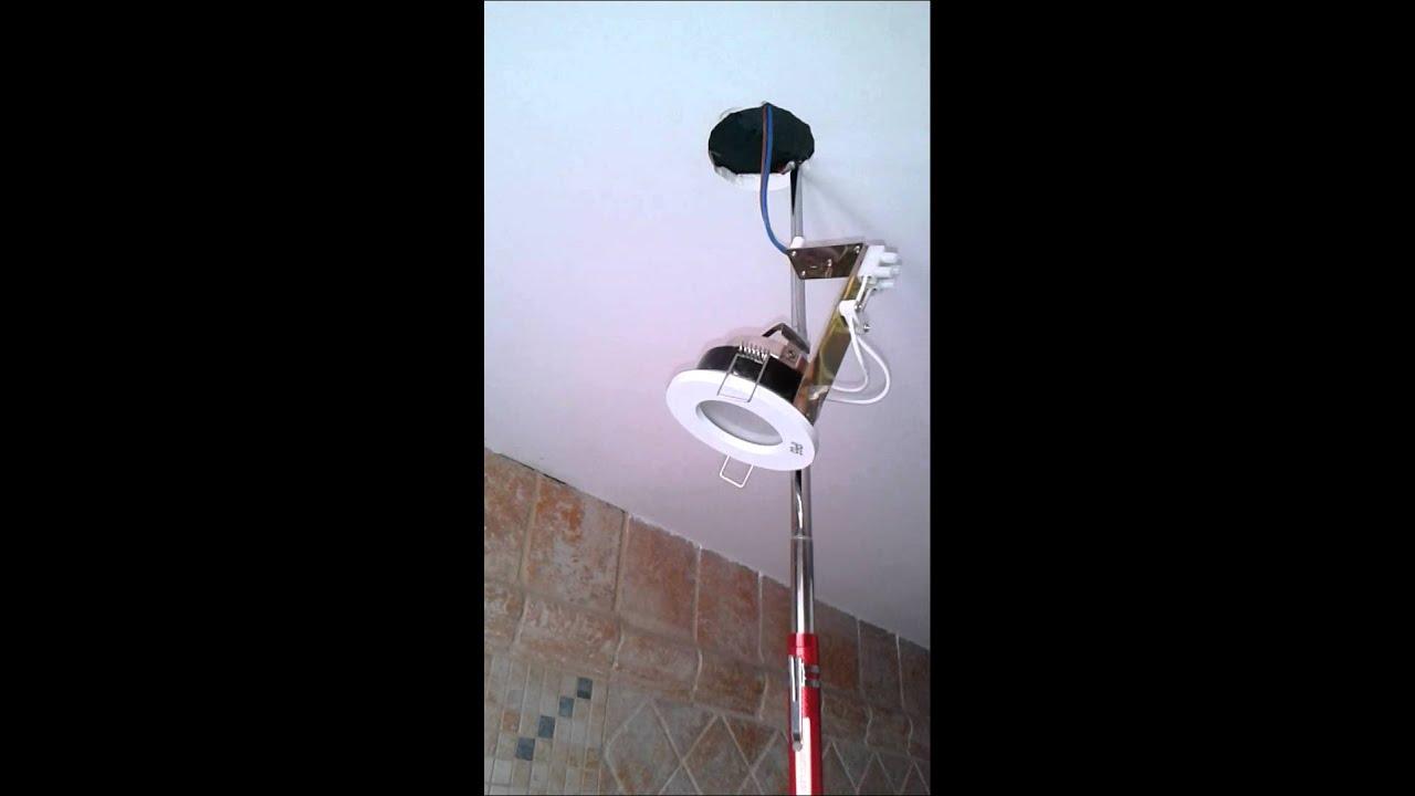 Aislamiento de falso techo con corcho natural youtube - Techos de corcho ...
