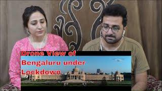 Pakistani Reacts to Scenic Beauty of Bengaluru  | Bangalore Drone View |
