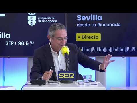 CADENA SER -Radio Sevilla- 8 de abril desde La Rinconada
