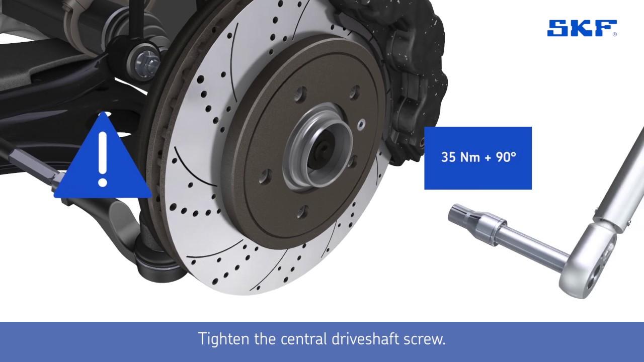 SKF VKJC 1046 Driveshaft kit