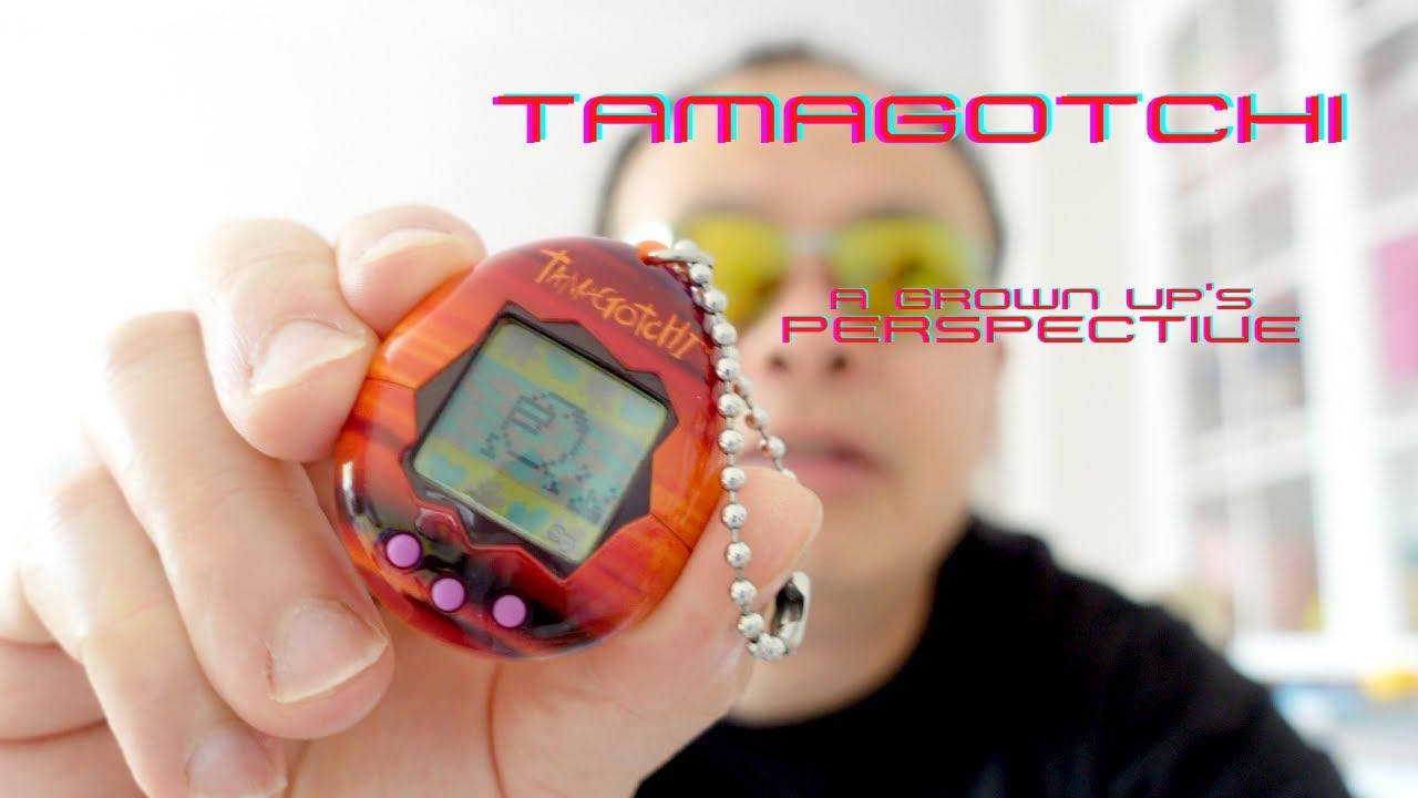 Tamagotchi- Fun for a grown-up?