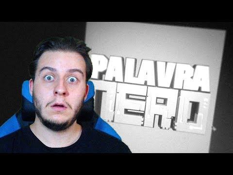 O FIM DO PALAVRANERD? - LIVE DESENHANDO AO VIVO!