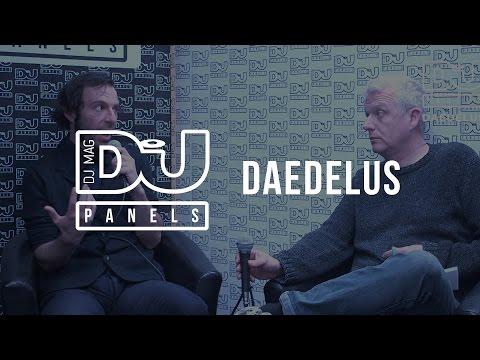 Daedelus Q&A / DJ Mag Panels