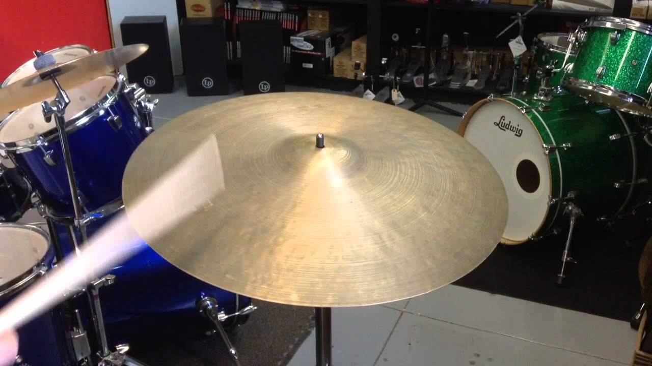 late 60 39 s k zildjian istanbul made in turkey vintage ride cymbal youtube. Black Bedroom Furniture Sets. Home Design Ideas