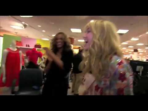 Hannah Montana: The Movie - Ensemble Cast Featurette