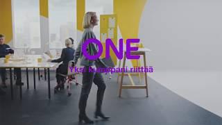 TV-mainos | Telia ONE Yhden askeleen edellä (2020)
