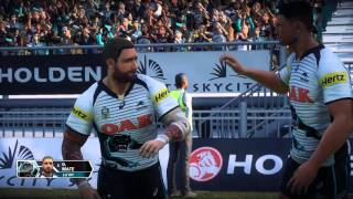Rugby League Live 3 - PC Be a Pro Gameplay 2