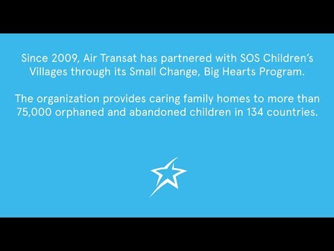 SOS Children's Villages in the Dominican Republic with bloggers | Air Transat