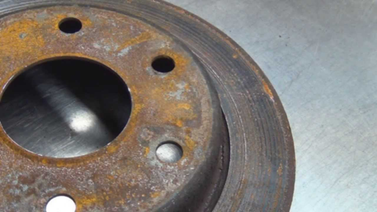How To Measure Brake Rotors Wall Thickness And Where To