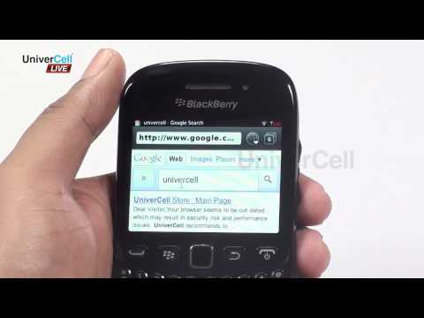 BlackBerry 9220 Curve - UniverCell The Mobileexpert Reviews