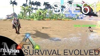 ARK: Survival Evolved - Plant Species X and Mesopithecus training! S2E61 Gameplay