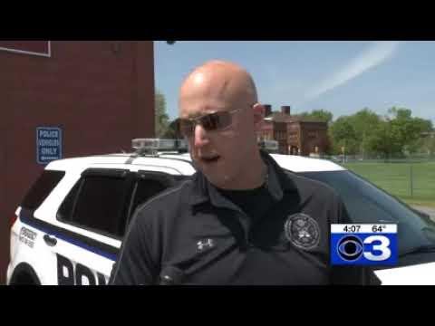 Springfield College Police Department on WesternMass News