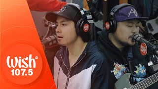 "JC Santos, Brisom perform ""Waking Lives"" LIVE on Wish 107.5 Bus"