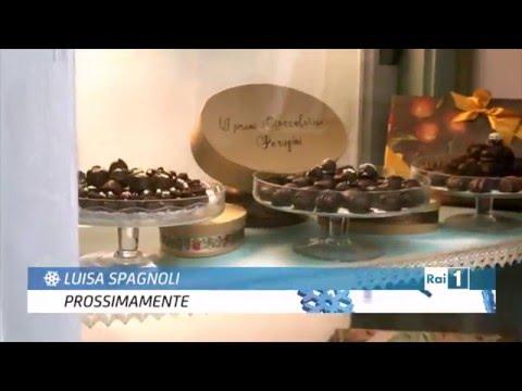 Luisa Spagnoli - promo Fiction Rai1