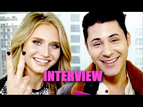'Faking It' Stars Rita Volk & Michael J. Willett Reveal Celeb Hookups