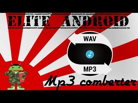 CONVERTIDOR DE MÚSICA PARA ANDROID-(Mp3 converter)