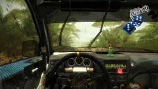 DiRT 2 Gameplay 2 Subaru Impreza WRX STi in Malaysia HD
