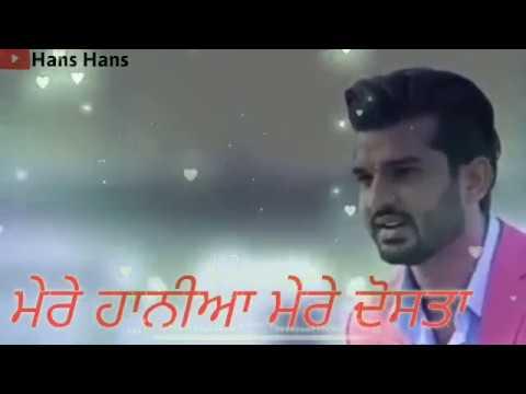 New Punjabi Sad Song Whatsapp Status Video 2019 - YouTube
