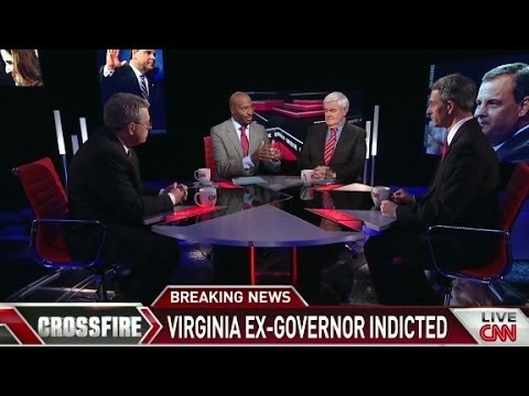Cuccinelli on McDonnell indictment