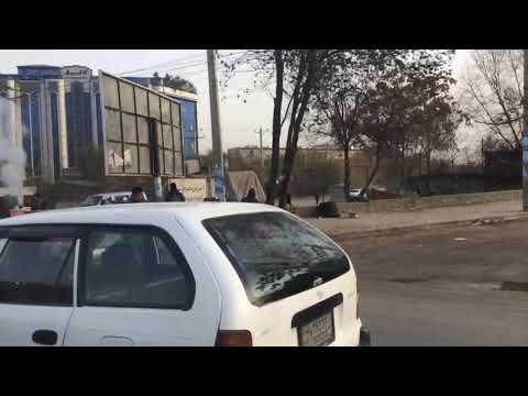 Kabul, Afghanistan road trip by car
