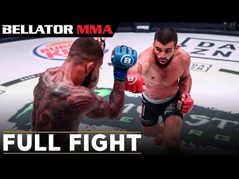 Full Fight | Daniel Weichel vs. Saul Rogers - Bellator 228