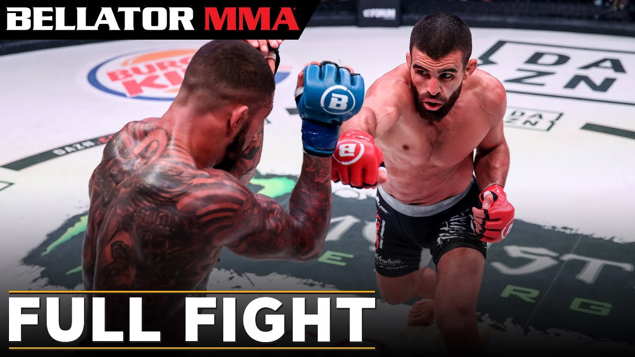 Full Fight | Daniel Weichel vs. Saul Rogers - Bellator 228