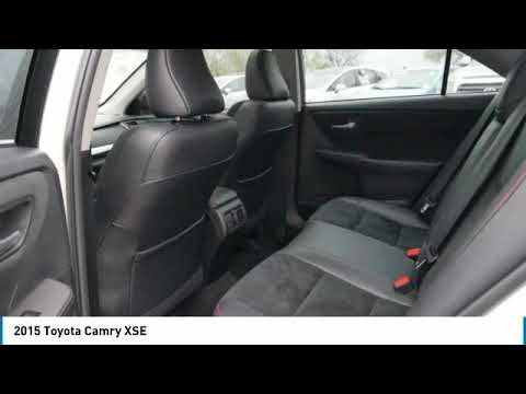 2015 Toyota Camry XSE Maplewood, St Paul, Minneapolis, Brooklyn Park, MN P17000
