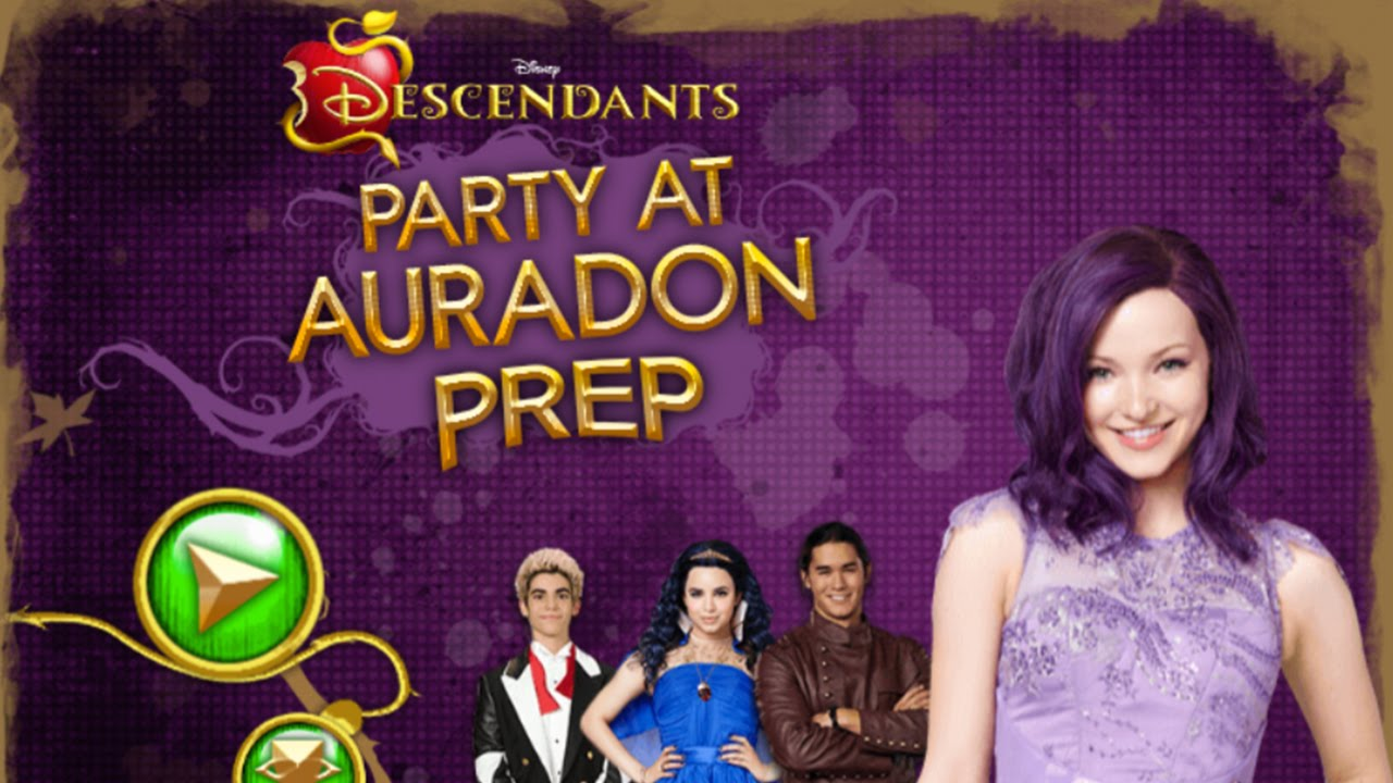 disney descendants games