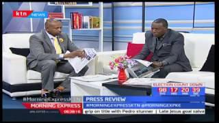 New claims of Raila Odinga crafting new election strategy
