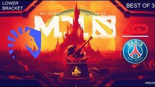 Live: Team Liquid vs LGD BO3 | MDL Paris Major | English Stream