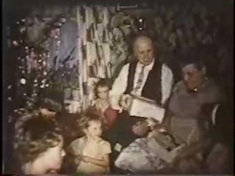 Noël 1960 chez Léo Bessette, Verdun