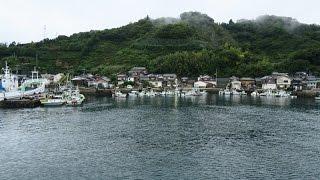 海界の村を歩く 宇和海 九島(愛媛県)
