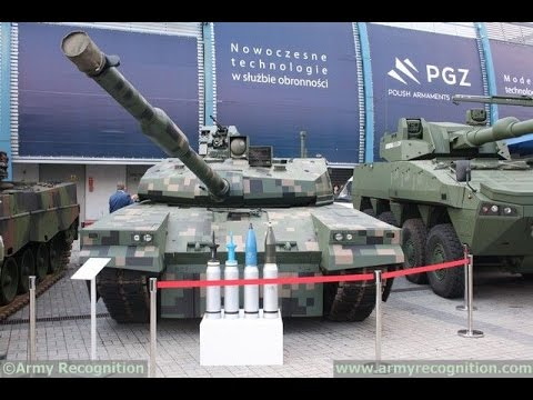 Day 1 at MSPO 2016 exhibition in Kielce - Polish Defence Industry