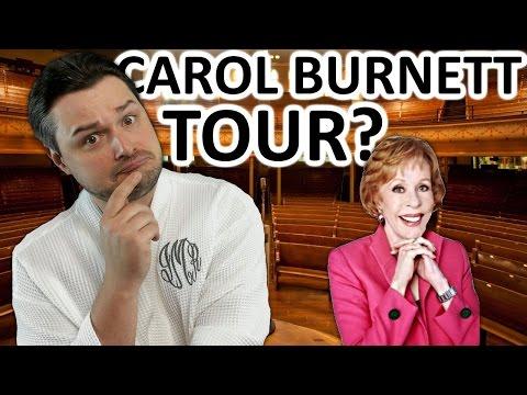Carol Burnett Tour 2017 REVIEW