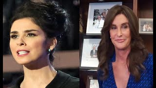 Caitlyn Jenner Attacked by Sarah Silverman - My Thoughts (THE SAAD TRUTH_1243)