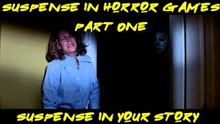 Suspenseful Horror Games pt 1: Suspense in the Story - So, You Want To Be A GM (ft. Jaws, Halloween)