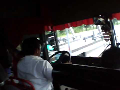 North Luzon Expressway on October 9, 2010 (Part 1)