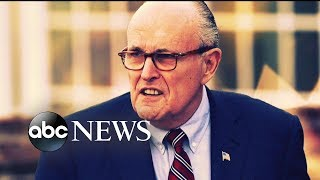 Giuliani asserts Mueller and his team should be investigated