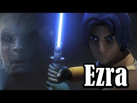 Ezra is NOT Supreme Leader Snoke