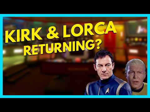 Star Trek Lorca & Kirk Returning? | STLV Date Change!