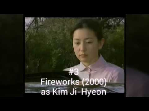 Lee young ae fireworks