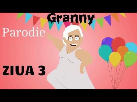 Granny - Ziua 3 (Parodie Animată)