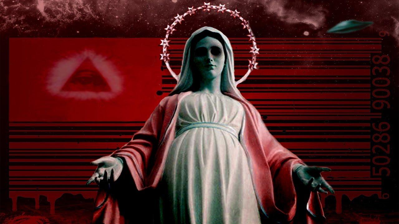 Virgen Maria; Reina del Nuevo Orden - YouTube