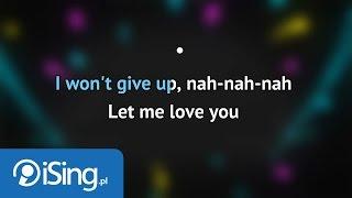 DJ Snake - Let Me Love You ft. Justin Bieber (karaoke iSing)