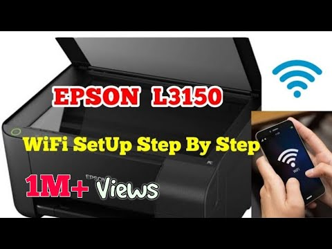 Epson L3150 Wifi Setup How To Connect Wifi With Mobile Wifi Direct Connection Golectures Online Lectures