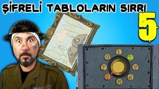 ŞİFRELİ TABLOLARIN SIRRI!   VALIANT OF HEARTS: THE GREAT WAR #5