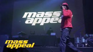 "Nas ""Got Ur Self a Gun"" Live - Mass Appeal SXSW 2014"