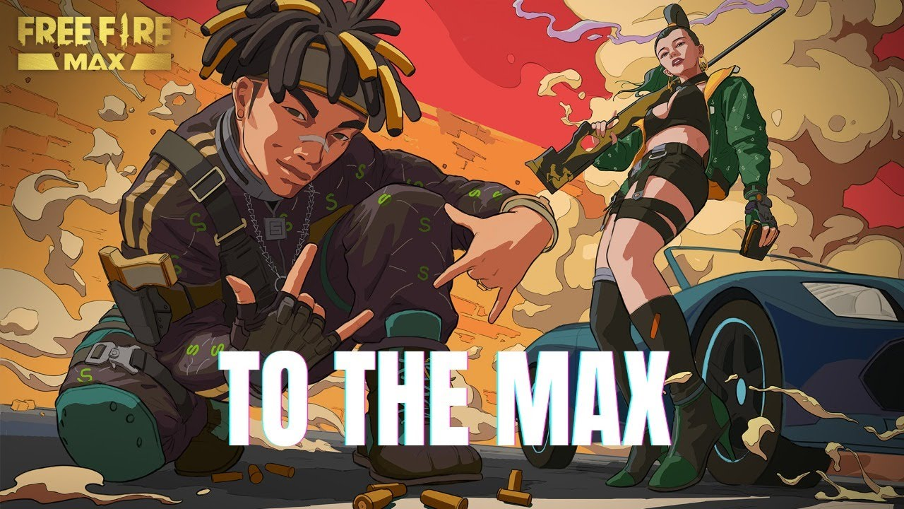 """To the MAX"""" Official Music Video Teaser (feat. Joznez, Nyemiah Supreme, Locksmith)   Free Fire MAX"""